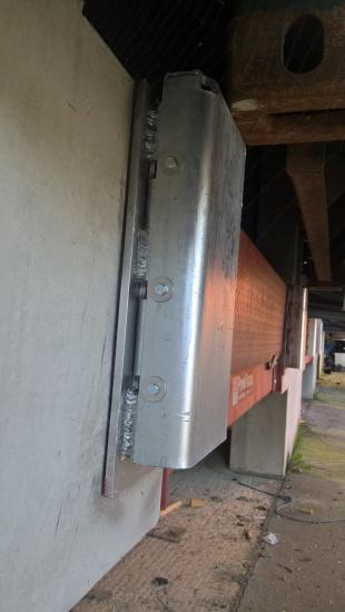 Butoirs de quai Butdock